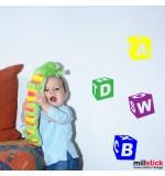 Sticker cuburi WCBB02
