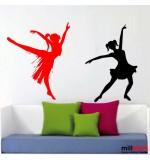 Sticker dansatoare WCSP03