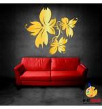 Sablon floare SLF104