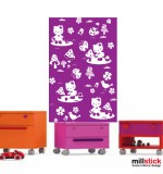 Sticker banner Hello Kitty WCB007