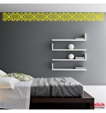 Sticker bordura decorativa WLBD09