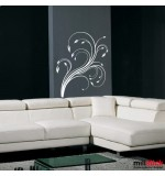 sticker decorativ floare