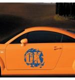 Sticker masina WM0012