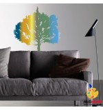 Sablon copac SLC114