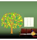 Sablon copac cu pere SLC316