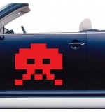 Sticker masina WM0018