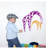 wall stickers girafe
