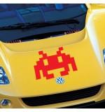 Sticker masina WM0020