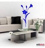 sticker decorativ floare