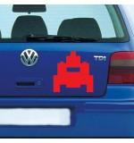 Sticker masina WM0021