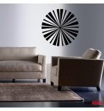autocolante decorative cerc de linii