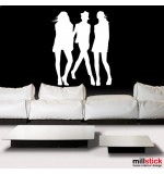 wall stickers decorativ Fancy People