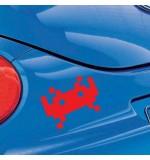 Sticker masina WM0022
