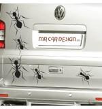 Sticker masina WM0027