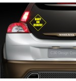 Sticker masina WM0040
