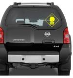 Sticker masina WM0042