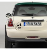 Sticker masina WM0044