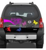 Sticker masina WM0051