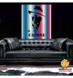 Sablon de perete Al Capone SLCB02