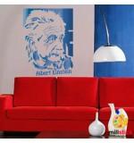 Sablon de perete Albert Einstein SLCB03