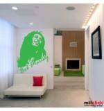 Bob Marley wallstickers