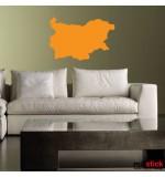 Wall sticker Bulgaria WLL105