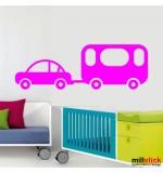 Sticker caravana WCM117