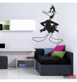 Wall sticker Daffy Duck WCWD07