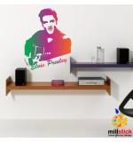 Sablon de perete Elvis Presley SLCB10