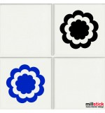 Wall sticker floare WBF015
