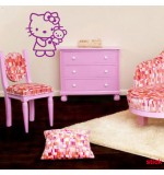 Wall sticker Hello Kitty WCWD17