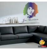 Sablon de perete Jim Morrison SLCB14