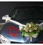 stickere de perete  just married