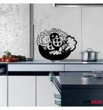 Sticker legume WBB020