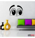 Wallsticker ochi WLD030