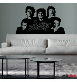 Rolling Stones wallstickers