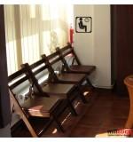 autocolant  de perete sala de asteptare