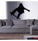 autocolant de perete skate