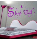 Sticker sleep well WLT220