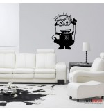 Sticker minion WLD055