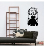 Sticker  minion WLD058