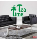 Sticker tea time WLT225