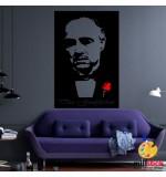 Sablon de perete The Godfather SLCB19