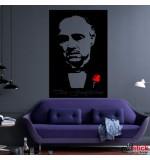 Abtibild de perete The Godfather
