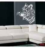 wall sticker tigru bengalez