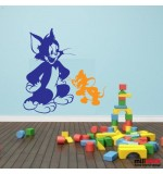Sticker Tom and Jerry WCWD28