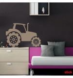 Sticker tractor WCM121