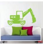 Sticker excavator WCM128