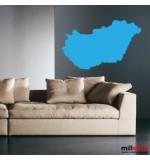 Wall sticker Ungaria WLL132