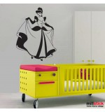 Wall sticker Cinderella WCWD05